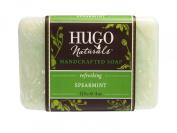 Hugo Naturals - Handcrafted Bar Soap Refreshing Spearmint