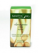 Maithong Lemongrass Soap 100g- Refresh and Invigorate Your Skin