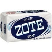 Zote White Laundry Bar Soap