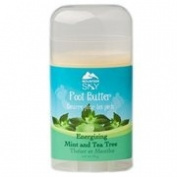 Foot Butter-Energising Mint & Tea Tree-50 g Brand