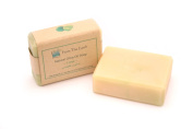 Fair Trade, Handmade Natural Olive Oil Soap - Lime Essential Oil