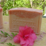 French Jasmine Soap with Rose Oil and Shea Butter