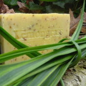 Lemongrass Soap with Lemon Essential Oil