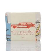 White Grapefruit with Bergamot Travel Soap 120ml by Saipua