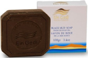Dead Sea Mineral Black mud soap 100 gr. 100ml