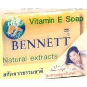 BENNETT ORIGINAL SOAP VITAMIN E 130 G.