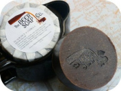 Black Rice and Vanilla Beer Soap - Made with Asahi Japanese Lager