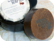 Coffee and Chocolate Beer Soap- Made with Stone Smoked Porter