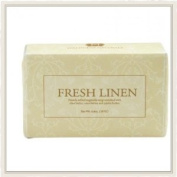 Fresh Linen Triple-Milled Soap by Hillhouse Naturals