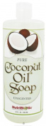 Nutribiotic Pure Coconut Oil Soap Unscented 950ml
