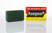 Asepso+ Plus the Antiseptic Bar Soap 80ml = 80 Gr/ Each