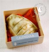 Brigit True Organics- Calendula Bee Castile Soap, 90ml