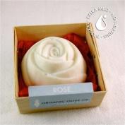 Brigit True Organics- Rose Flower Castile Soap, 80ml