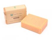 Fair Trade, Handmade Natural Olive Oil Soap with Curcuma