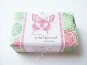 Geranium & Sandalwood Triple Milled Soap