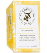 Santa Rosa Valley Pure Goat Milk Soap 130ml by Chivas Skin Care