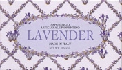 Saponificio Artigianale Fiorentino Lavender Garland Single Soap Bar 310ml From Italy