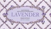 Saponificio Artigianale Fiorentino Lavender Garland Single Soap Bar 310ml From Italy