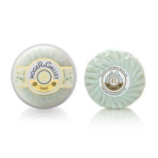 The Vert (Green Tea) by Roger & Gallet 100ml Perfumed Soap with Dish