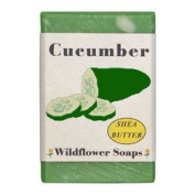 Cucumber Wildflower Soap