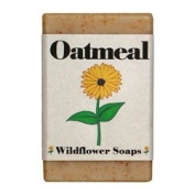 Oatmeal Wildflower Soap