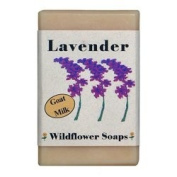 Wildflower Soaps Lavender 120ml Soap Bar