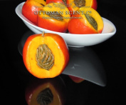 Ottoman Scent Co Fresh Nectarine Shaped Soap Hand Painted In Gift Box