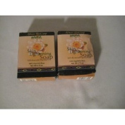 Africian Black Soap Madina Skin Lightening Soap with Botanical Ingredients