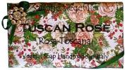 Alchimia Tuscan Rose Handmade 310ml Single Soap Bar From Italy