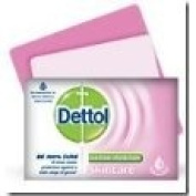 Dettol Antibacterial Skincare Soap Pack of 6