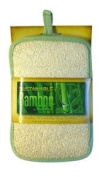 BAMBOO SOAP BAR SCRUBBER Size