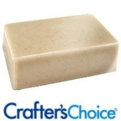 Crafters ChoiceTM Oatmeal Mp Soap Base
