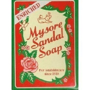 Mysore Sandalwood Soap 80ml