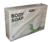 Kirkland Signature Body Soap, 130ml Bar, 15 Ct