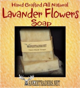 Old Fashioned Lavender Soap - All Natural Handmade Soaps/ 2 Bars