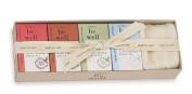 Organic Body Bath Bar 5pc Gift Set