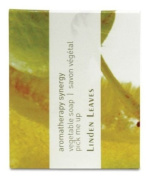 Linden Leaves Aromatherapy Synergy Pick Me Up Triple Milled Vegetable Soap, 100ml