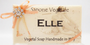 Alchimia Rhinestone Elle Handmade 310ml Soap Bar From Italy