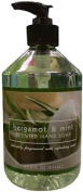 Commonwealth Bergamot & Mint Liquid Hand Soap 520ml