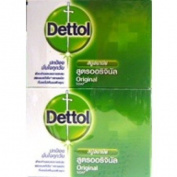 Dettol Soap Bar Original [Pack of 4].., Thailand