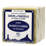 Savon De Marseille Soap 620ml 72% Olive Oil - Marius Fabre
