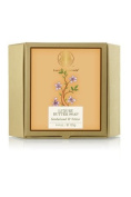 Forest Essentials Luxury Butter Soap Sandalwood & Vetiver - 125g