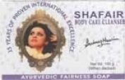 Shafair Body Care Cleanser Ayurvedic Fairness Soap 100gms