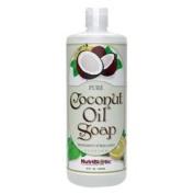 Pure Coconut Oil Soap Peppermint & Bergamont Nutribiotic 950ml Liquid