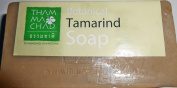 Tamarind Soap Mild Natural Soap for Body Cleansing Revitalise and Moisturise Skin 100 g Made in Thailand