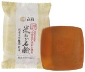 White Crane Junmai Daiginjo soap 100g rice bran