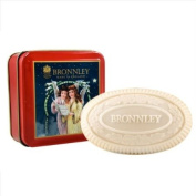 Bronnley Spiced Ginger Soap in Angels Tin 100ml soap