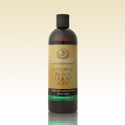 Natural Black Liquid Soap 470ml By AAA Shea Butter