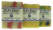 Citrus - Take Three Zum Bars by Indigo Wild