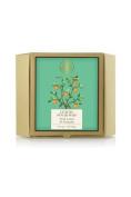 Forest Essentials Luxury Sugar Soap Fresh Lemon & Coriander - 125g